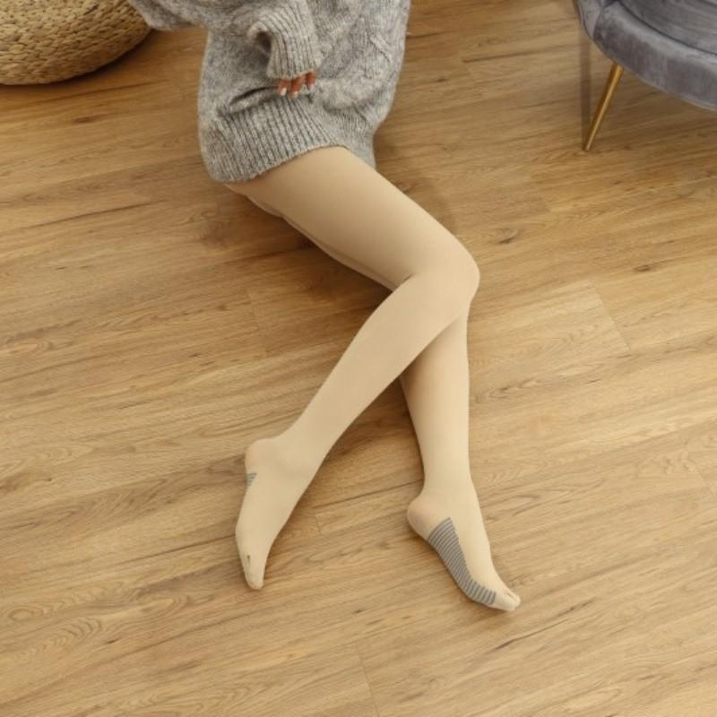 第二件0元!光腿神器1.0安全裤瘦腿连裤袜n安全裤丝袜春秋薄款女