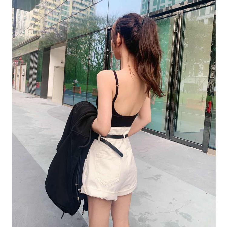 第二件10元 卡卡夏季大U美作v8抹胸内衣性感可拆胸垫裹胸s背心女