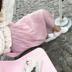 蝇蝇2016秋装新款女装韩版宽松粉色松紧腰中长款百褶裙半身裙女秋