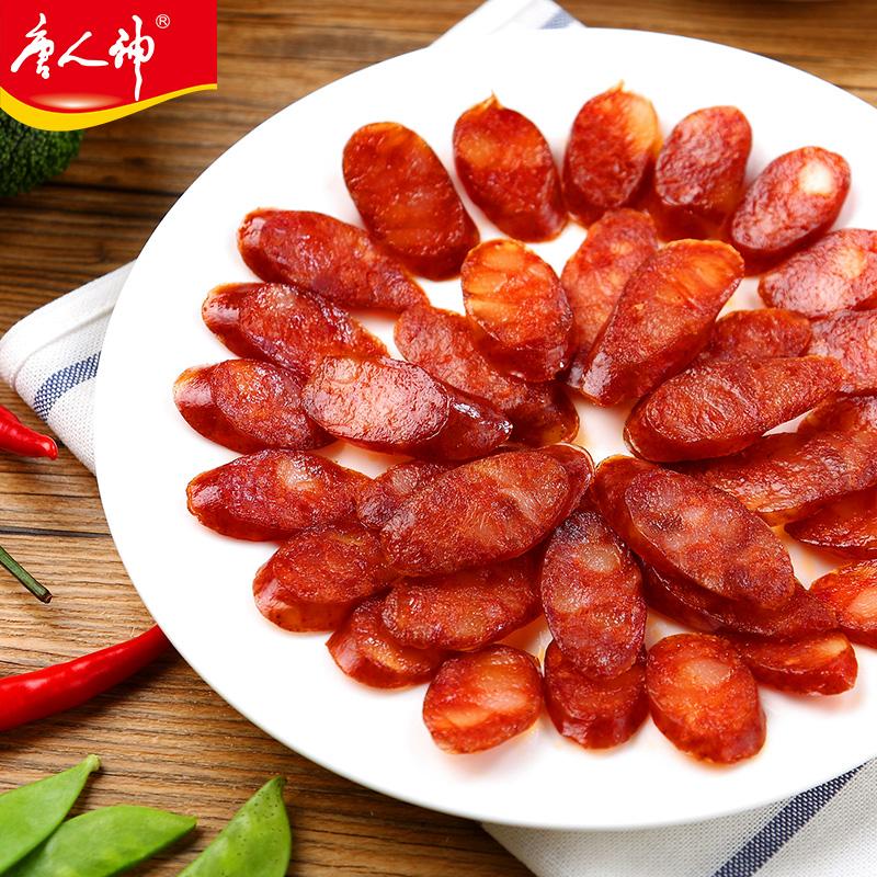 唐人神 川式风味香肠 400g*2件