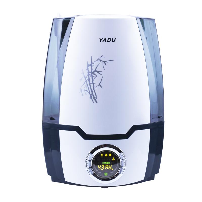 亚都超声波加湿器sck-d052b家用办公智能恒湿定时负离子定时