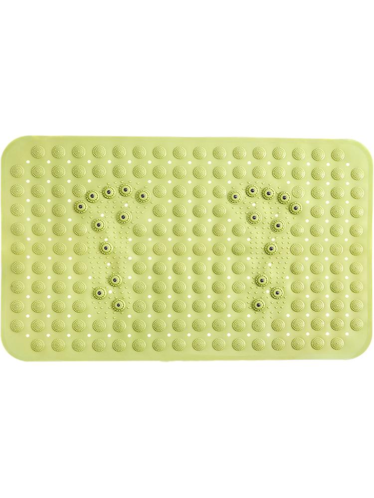 大号磁石按摩浴室防滑垫洗澡家用淋浴垫子厕所隔水地垫卫生间脚垫