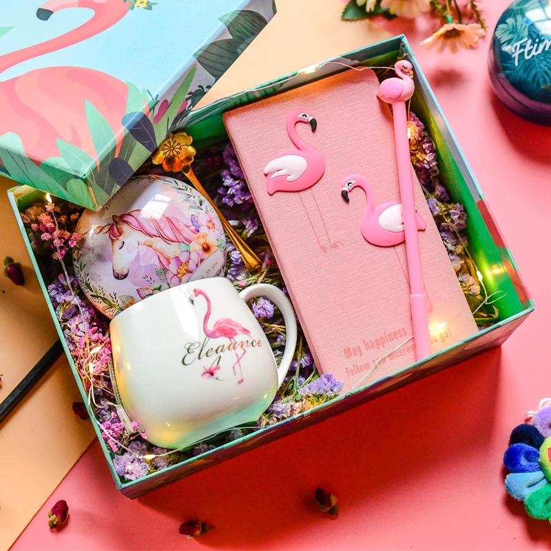 生日礼物送女生朋友闺蜜特别走心实用精致创意伴手礼三八妇女节
