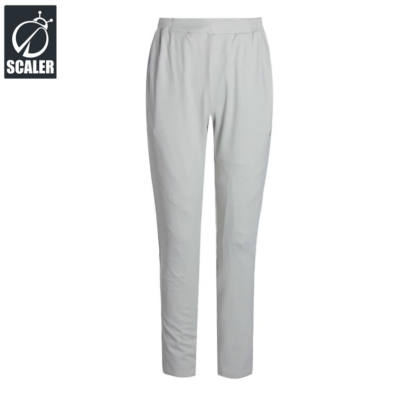 SCALER思凯乐户外F3700955男女针织裤弹力休闲裤运动长裤F3710955