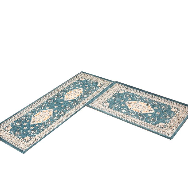 厨房地垫地毯进门门厅门垫脚垫浴室防滑垫长条吸水家用垫子卫浴垫