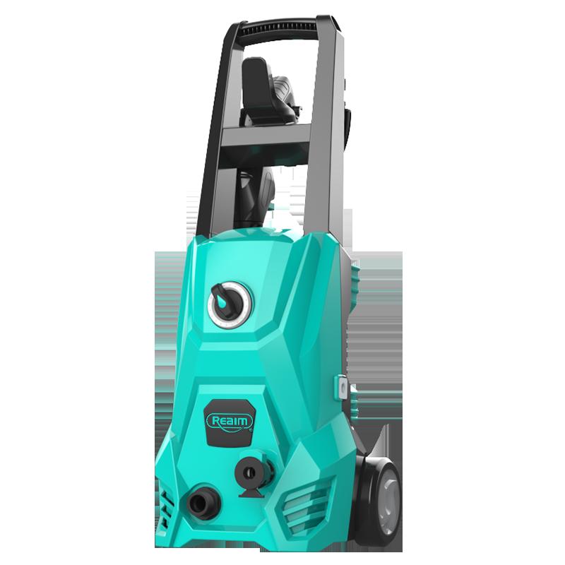 莱姆洗车机220V高压水枪洗车神器家用便携刷车高压水泵清洗机水枪