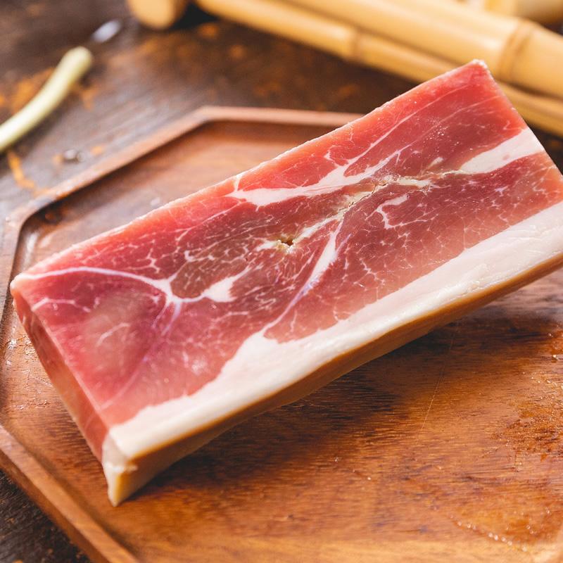 金字后腿咸肉腌笃鲜食材上海咸肉无骨腌肉腊肉自制特产咸猪肉220g