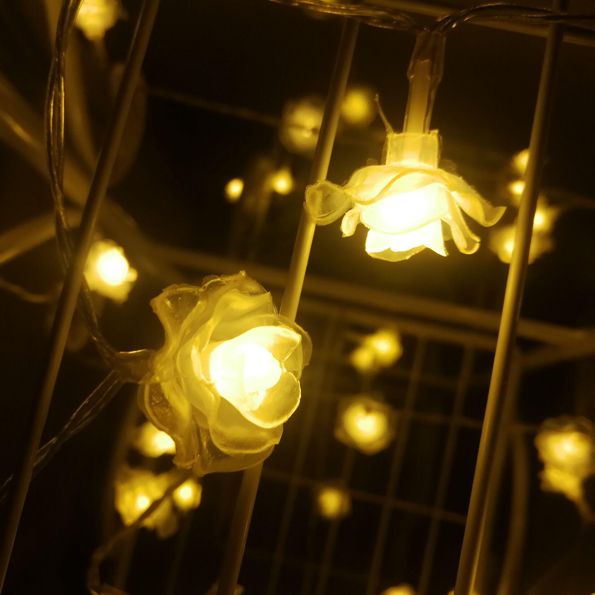 宿舍小物床上彩灯串灯网红少女心房间装饰卧室仙女布置ins风文艺