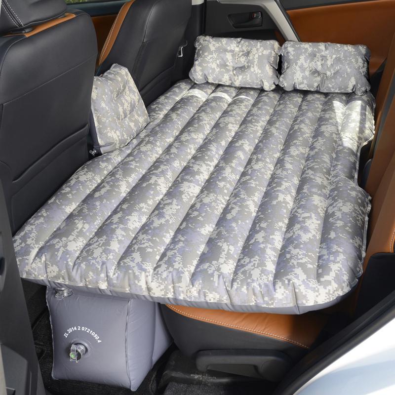 车载充气床旅行床suv床垫汽车后排气垫床轿车后座车震床成人睡垫