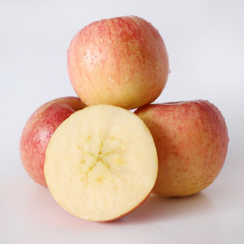 山西红富士苹果5斤装新鲜水果当季整箱孕妇酸甜陕西丑苹果10脆甜