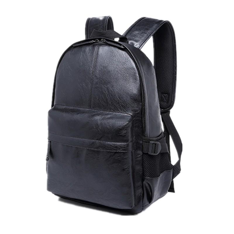 男士背包双肩包休闲旅行包电脑包大中学生书包男时尚潮流韩版学院