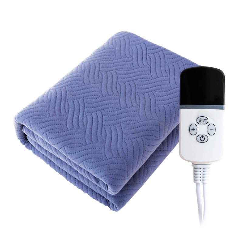 水暖电热毯双人双控防水辐射调温定时水循环家用电褥子单人宿舍无