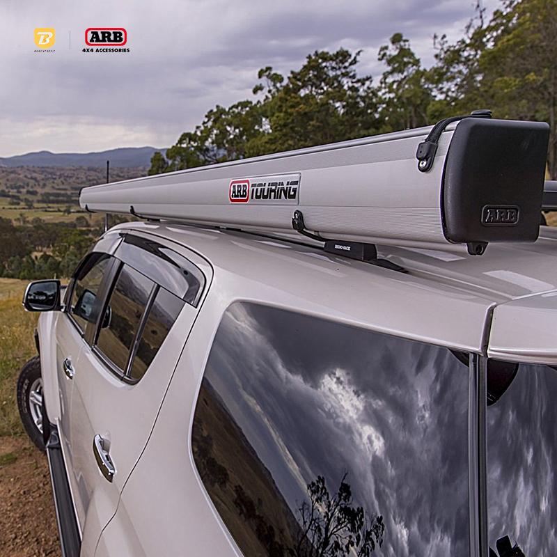 侧边帐 带灯 遮阳篷 ARB 天幕野营车边帐篷进口 ARB 车边帐 ARB 澳洲