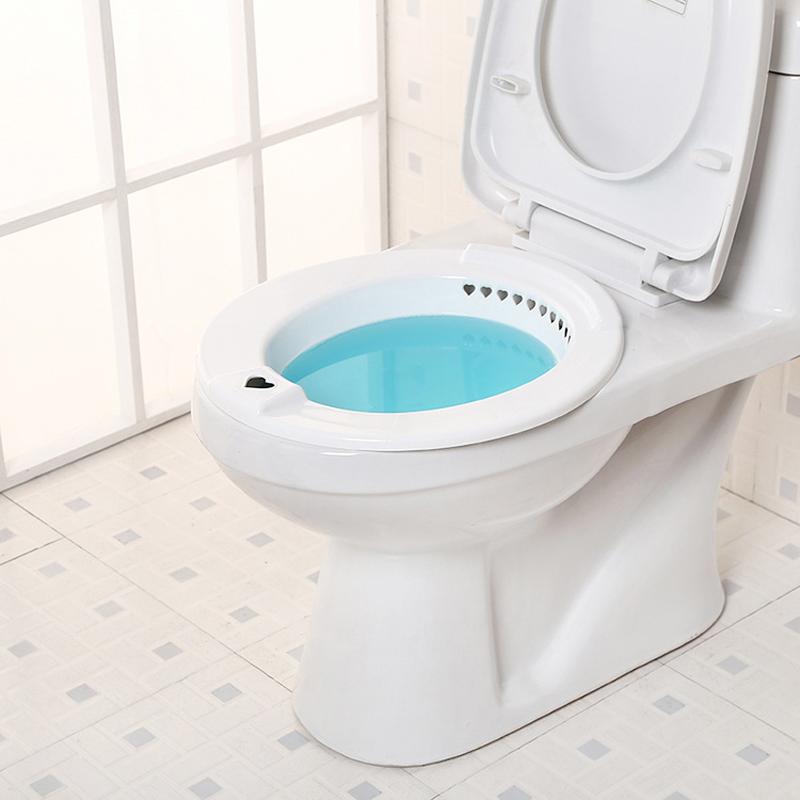 新品洗屁股坐浴盆女免蹲孕妇产后坐月子痔疮成人家用浴桶熏蒸男士