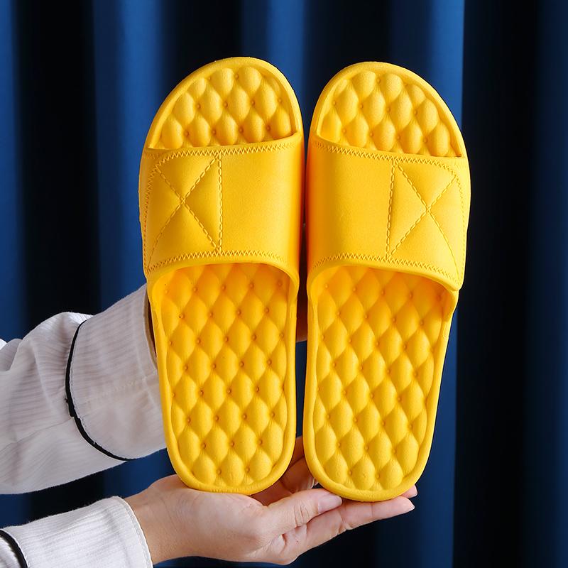按摩拖鞋女夏家用室内浴室防滑洗澡软底居家外穿男夏天凉拖鞋情侣