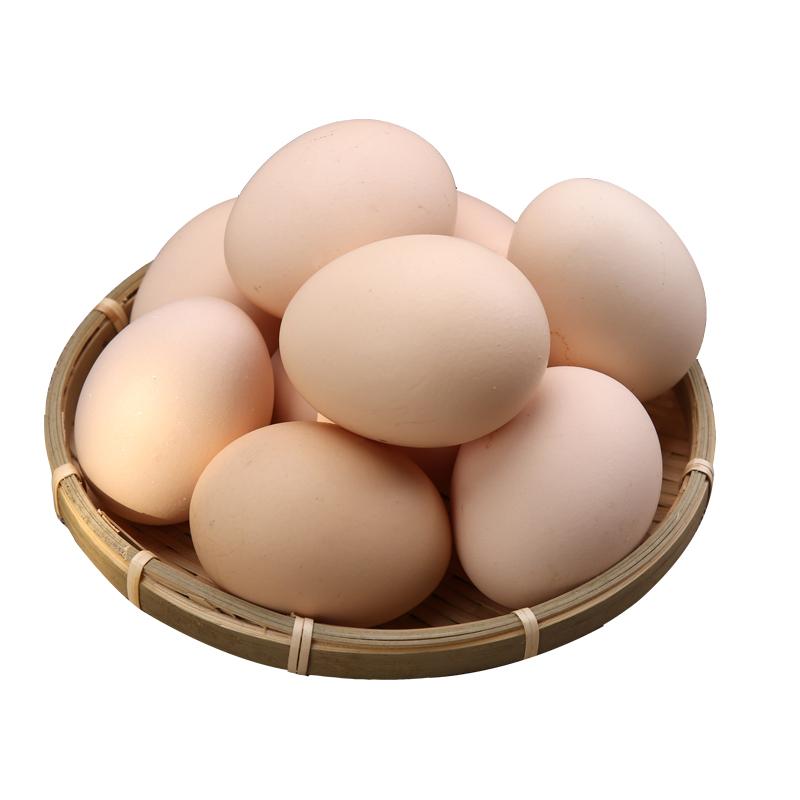 现捡现发!富硒新鲜草鸡蛋30枚