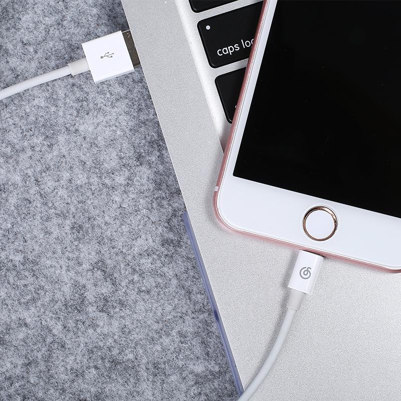 网易iPhone6数据线6s苹果X手机5s加长7Plus平板ipad充电线器快充8P苹果官方MFI认证原装接头