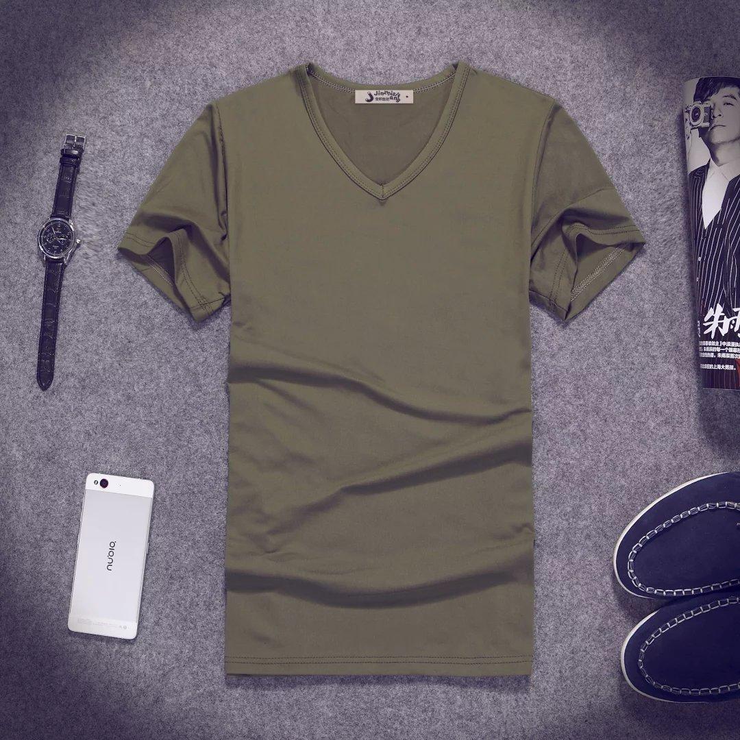 夏季半截潮流紧身半袖男装小码S修身圆领衣服短袖t恤弹力青年社会