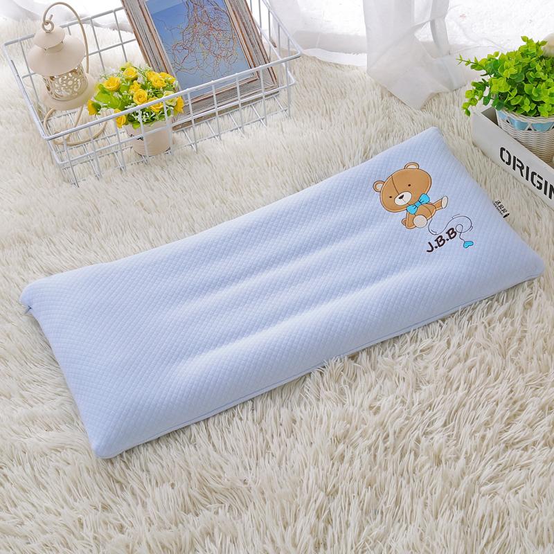 宝宝枕头2-3儿童小孩6岁以上0小学生幼儿园四季通用荞麦婴儿1专用