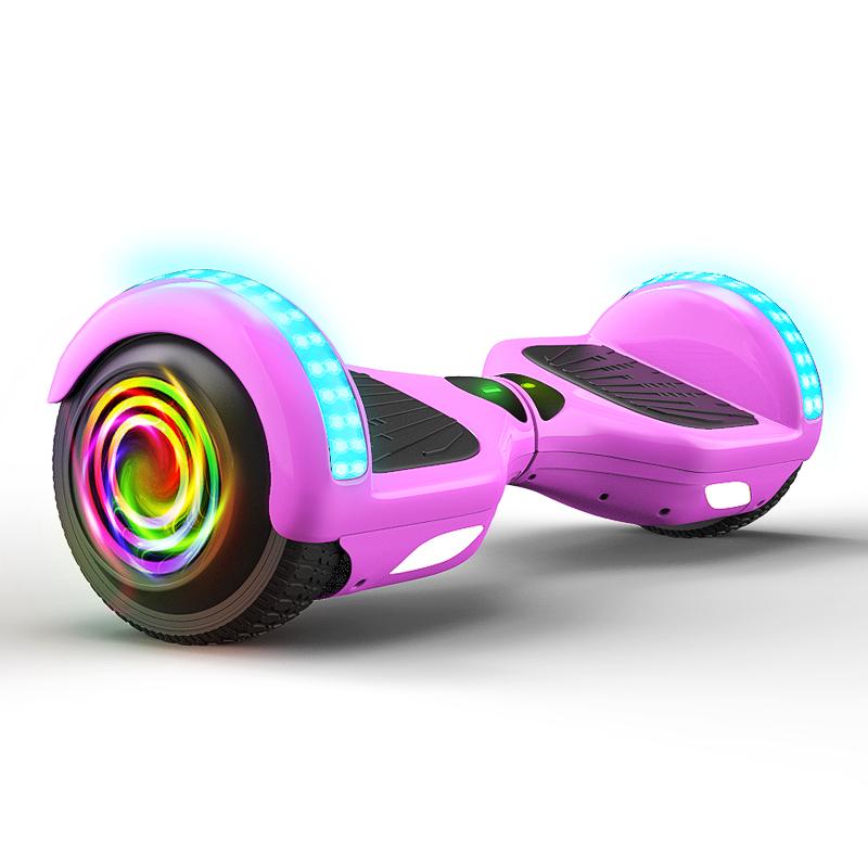 超盛智能电动车双轮儿童小孩代步平行车成年两轮学生8-12自平衡车