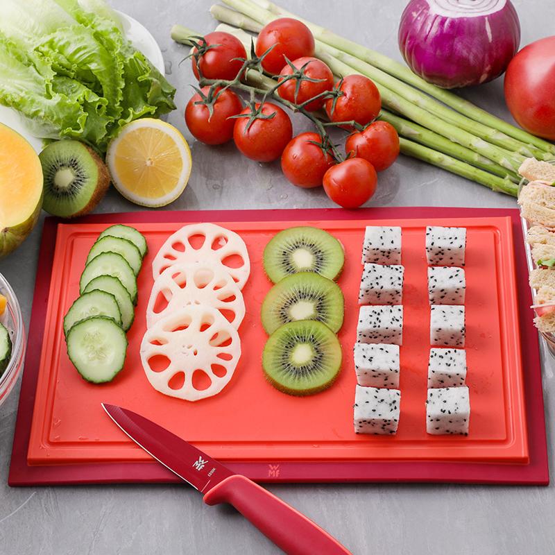 德国WMF切菜板抗菌防霉家用塑料砧板抖音切水果小宿舍加厚案板