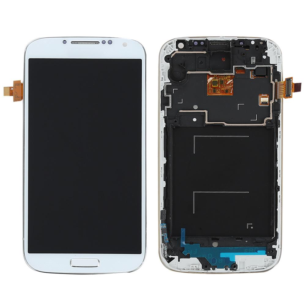 适用于三星s4屏幕总成i9500 i9505 i9508 9507v显示液晶内外屏