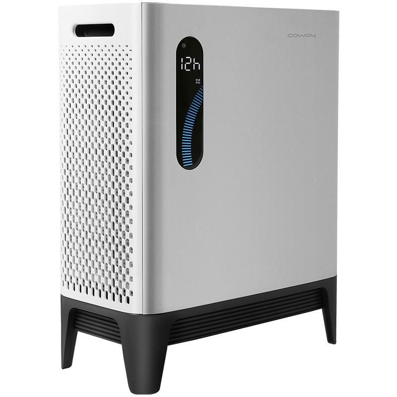 COWAY AP-2517E空气净化器除甲醛雾霾PM2.5 氧吧 智能静音家用