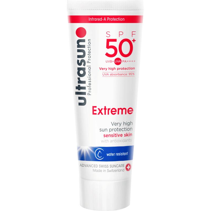 Ultrasun 优佳 Extreme 加强高倍防晒霜 SPF50+ 25ml*2件
