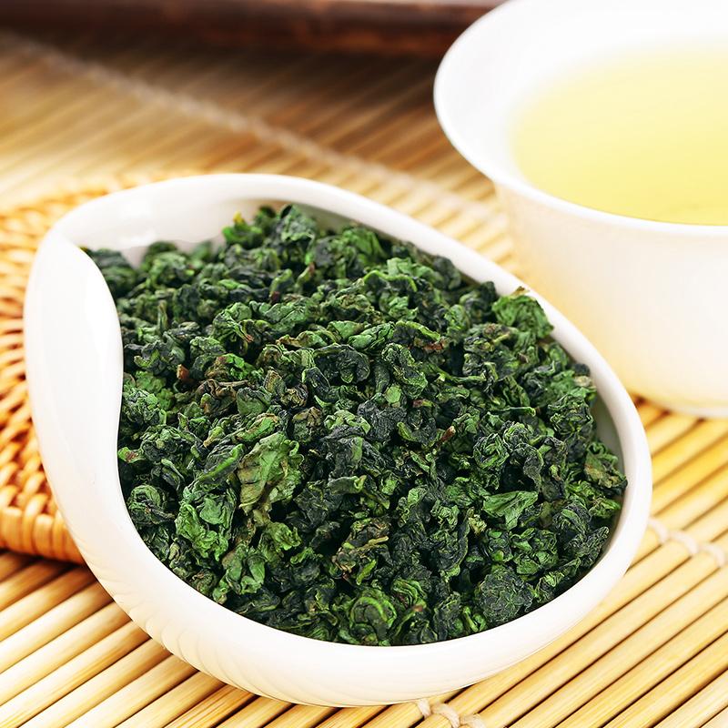 萌岩茶业 18年安溪铁观音茶叶 高山兰花香清香型乌龙茶新茶 秋茶