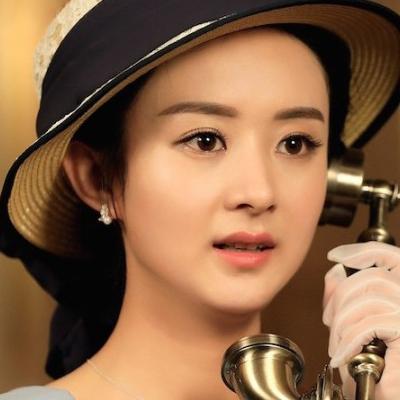 明星赵丽颖同款耳钉胭脂 蓝胭脂同款耳钉925纯银针贝壳花朵耳环女