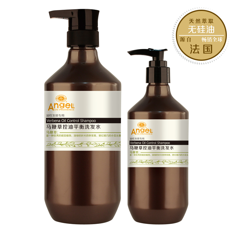 丹蔻丽马鞭草控油平衡洗发水(油性发质适用)