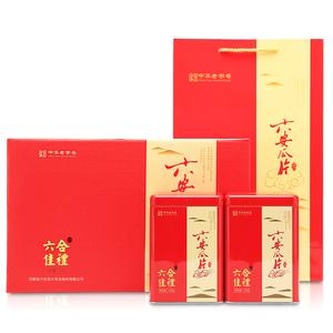 2019新茶徽六绿茶六安瓜片老字号茶叶礼盒春茶300g