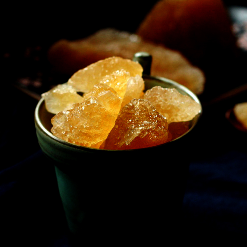 第3件0元 广西甘蔗黄冰糖块手工 多晶老冰糖清凉煲汤炖粥花茶调味