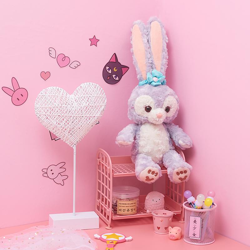 迪士尼史黛拉兔子公仔星黛露折耳大号可爱毛绒挂件王俊凯玩偶礼物
