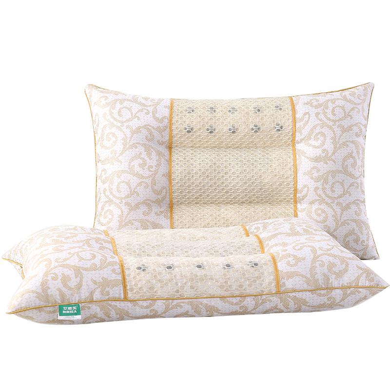 决明子枕头单人枕芯一对装家用学生成双人护颈椎枕荞麦皮枕头男女