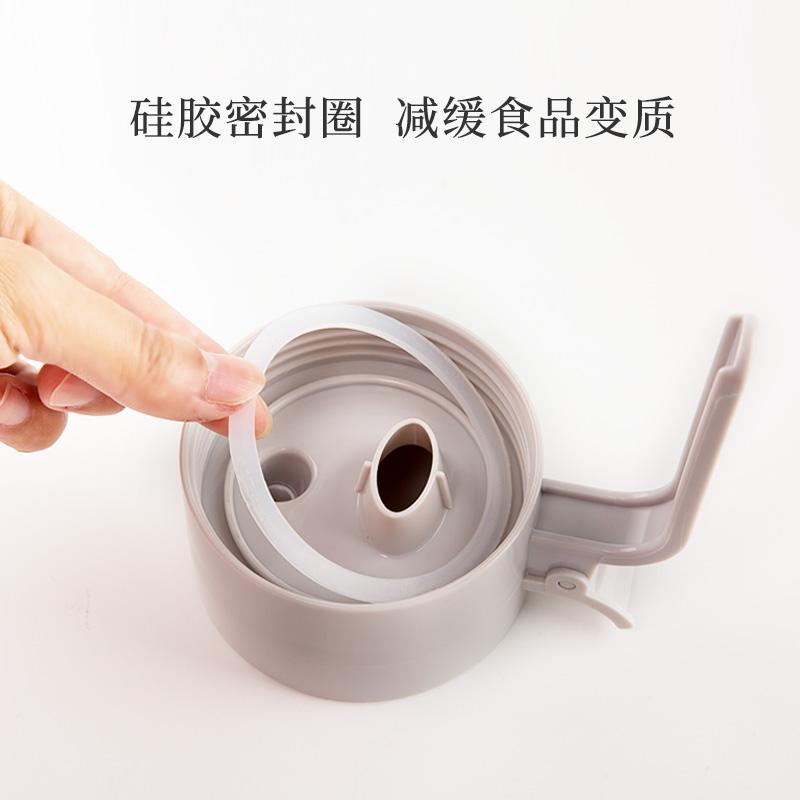 日本玻璃油壶家用厨房用品玻璃油壶防漏酱油调味料瓶装油罐醋壶
