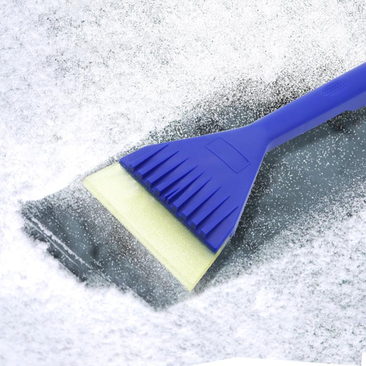 汽车用多功能牛筋除雪铲 车雪刷刮雪器冰箱除霜除冰铲子冬季工具