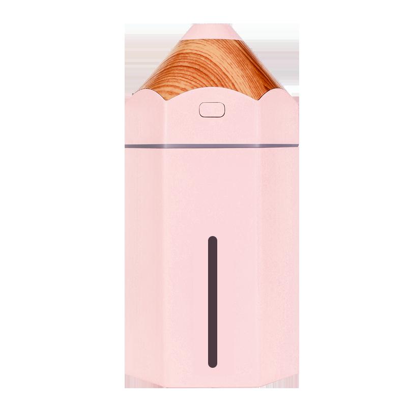 加湿器迷你usb多功能静音铅笔卧室办公室家用孕妇婴儿车载空调空气补水喷雾器小型便携式大容量抖音同款