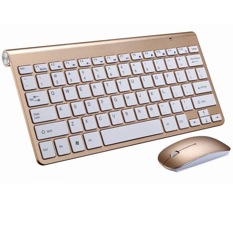 2.4g无线蓝牙键盘鼠标套装智能电视无线键鼠办公台式机笔记本通用