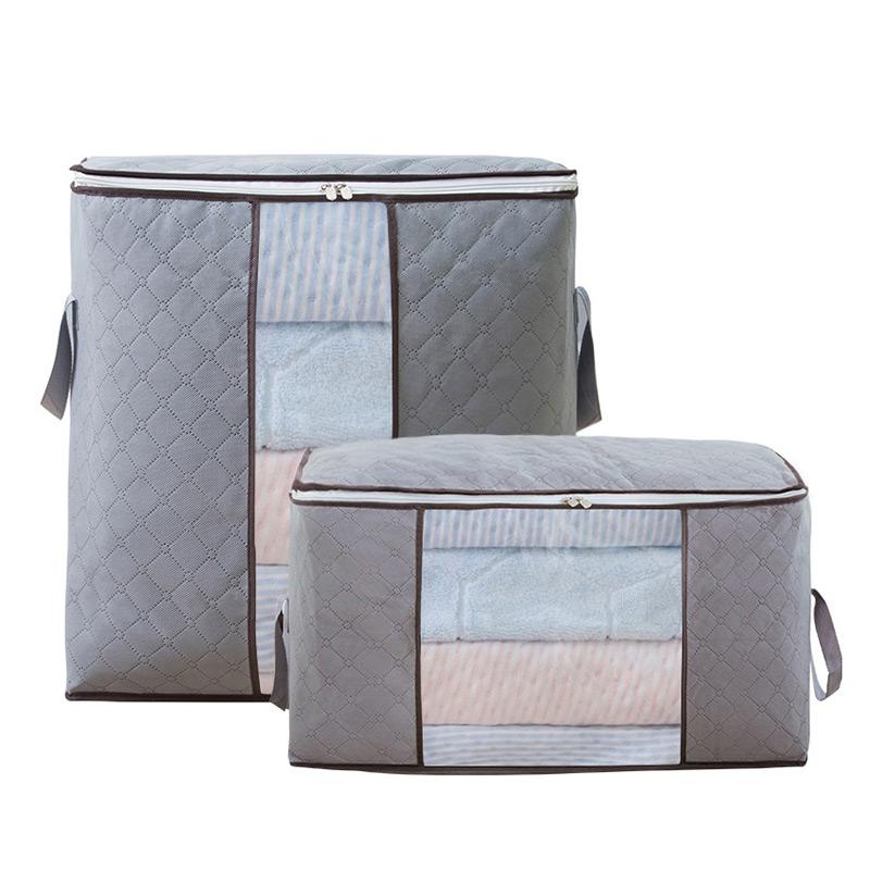收纳袋子大号装衣物被子子搬家行李打包家用棉被衣服整理袋大容量