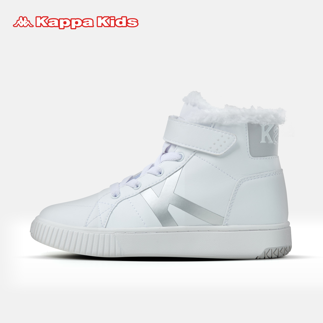 KappaKids新款童鞋男女童运动鞋时尚防滑缓震休闲板鞋儿童鞋子