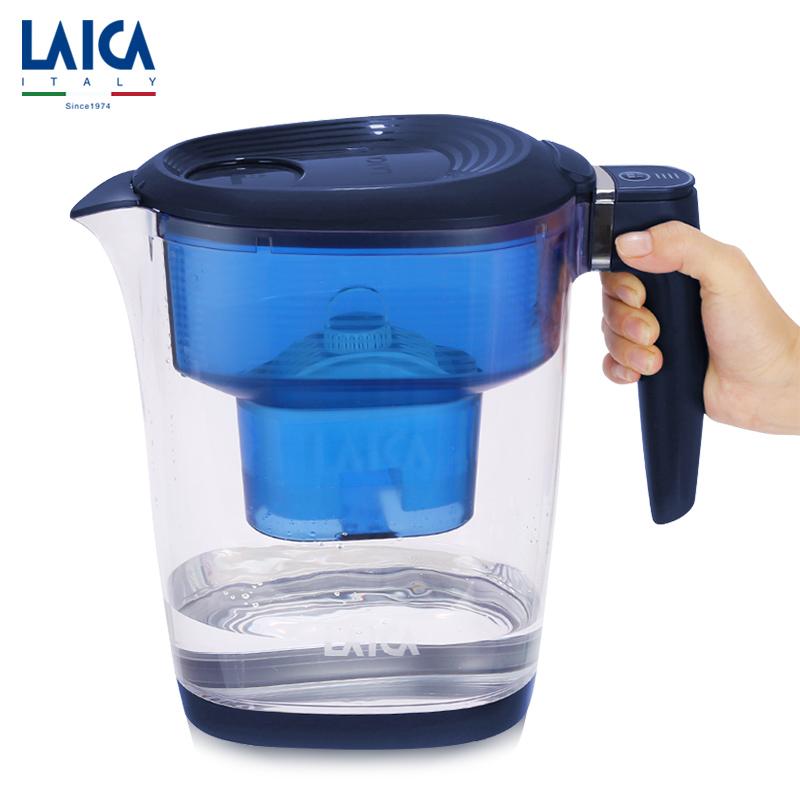 意大利莱卡LAICA过滤水壶3.5L厨房净水器过滤芯自来水家用净水壶