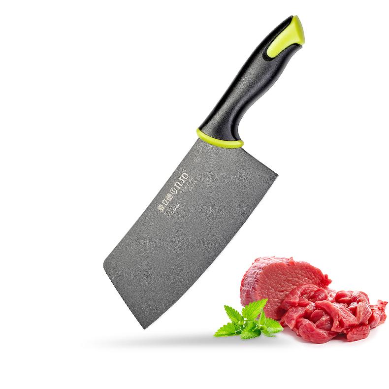 爱立德厨房菜刀家用不锈钢女士切片刀切肉厨师专用轻便削皮刀套装