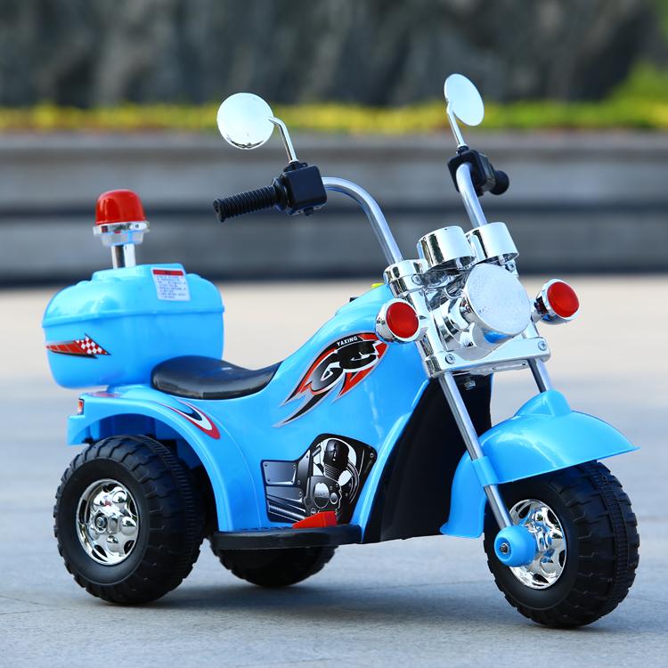 宝宝婴儿儿童电动车摩托车电瓶电动三轮车充电踏板可坐人玩具童车
