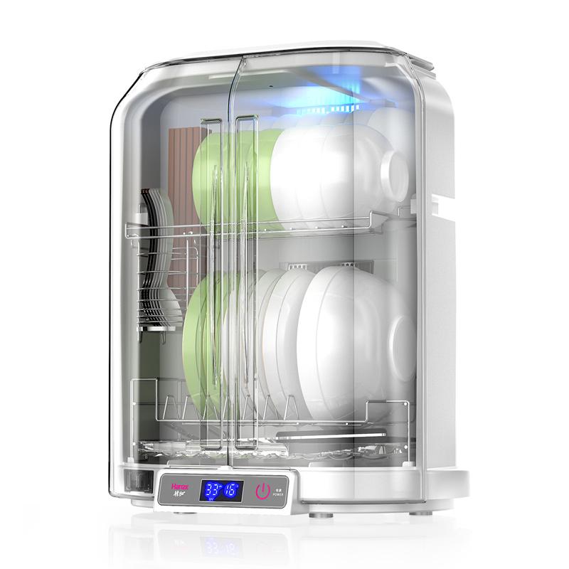 韩加消毒柜家用小型立式厨房碗柜碗筷餐具免沥水烘干紫外线消毒机