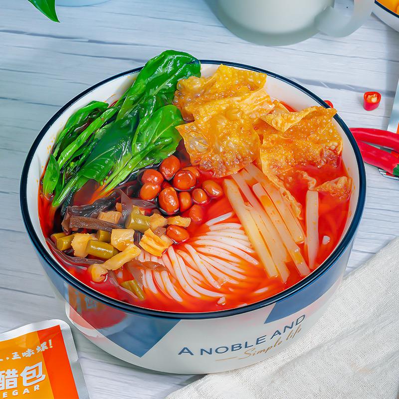 【旗舰店】王味螺螺蛳粉320g*3袋广西柳州特产骨汤螺狮粉速食包邮