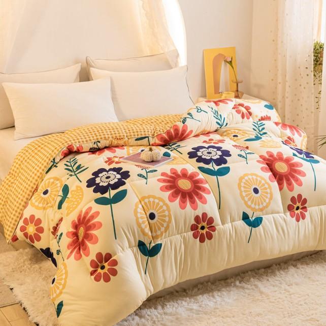 【清仓】被子加厚冬被芯保暖双人冬季棉被单人宿舍春秋被心空调被