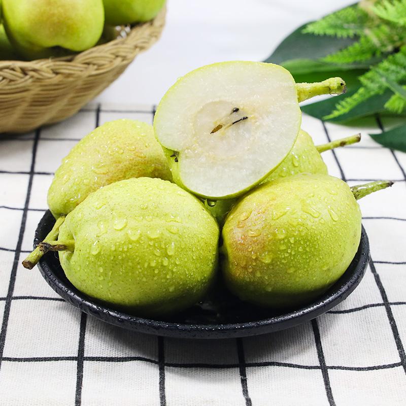 古江 新疆库尔勒香梨 净重5斤