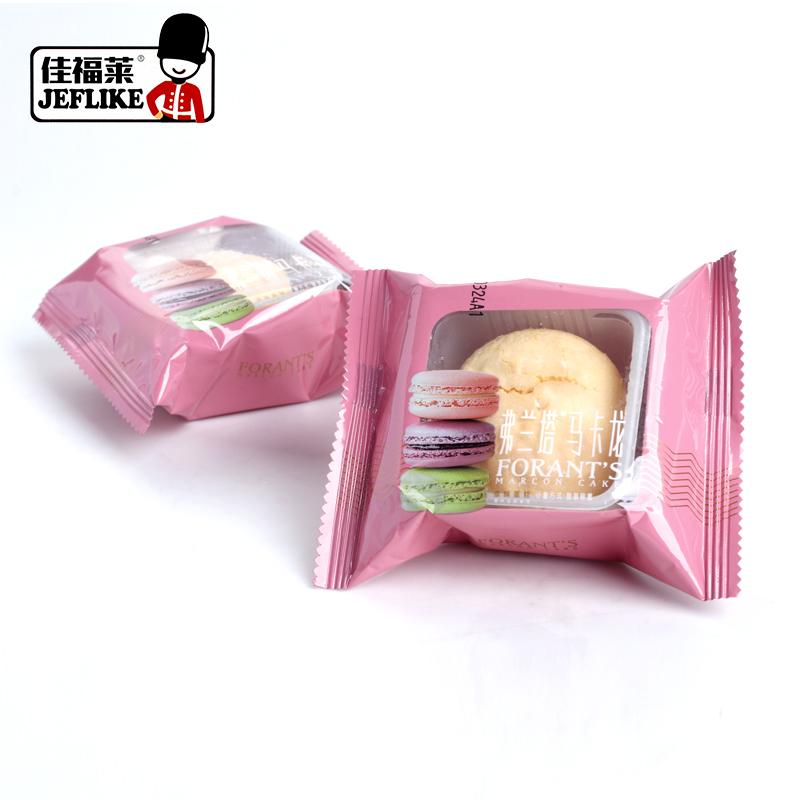 【佳福莱 弗兰塔马卡龙蛋糕480g】甜点夹心早餐西式蛋糕点小零食