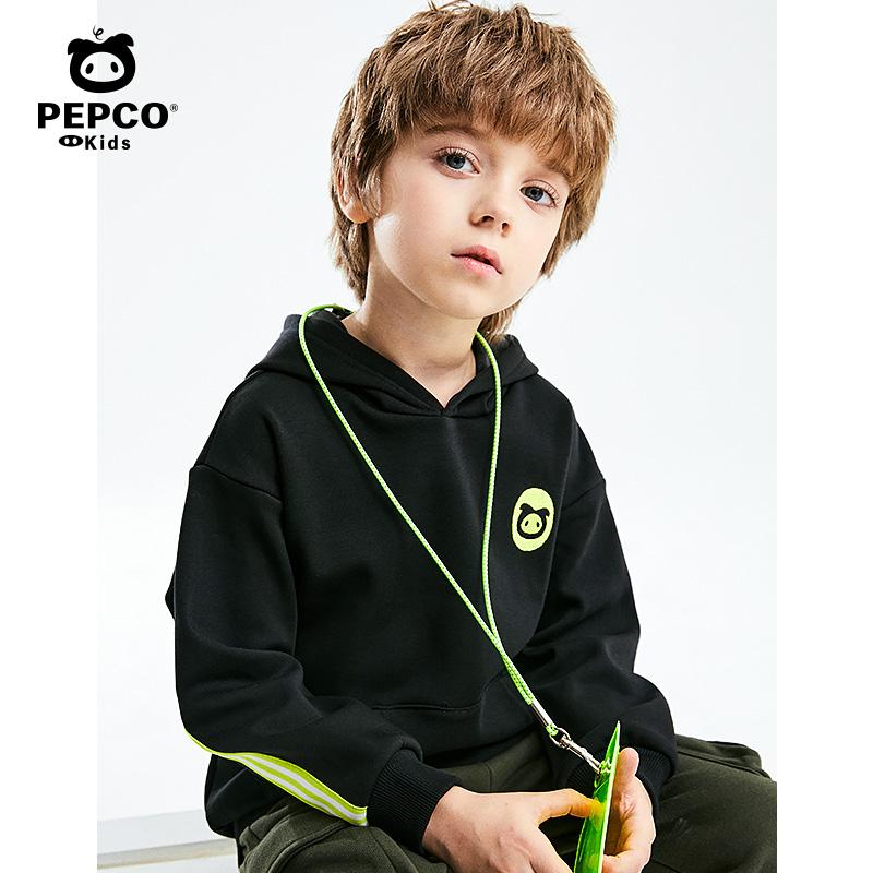 小猪班纳 春秋款儿童套头加绒卫衣 (110~170码)多色